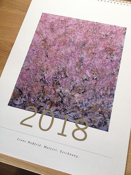 Ein gesundes und  vor allem friedliches 2018!<br/> samt neuem kalender für 2018